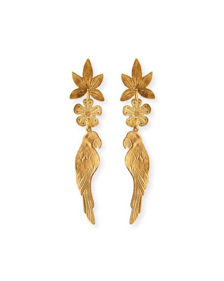 We Dream in Colour Little Tobago Dangle Earrings