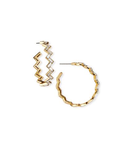 Adore Hoop Earrings