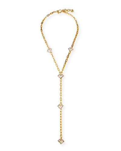 Adore Y-Drop Necklace
