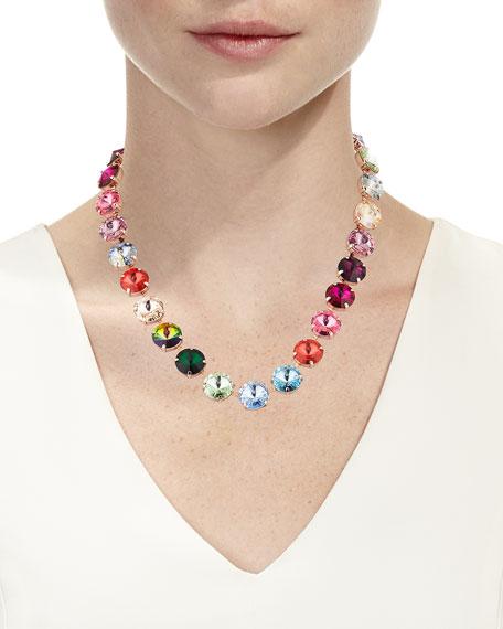 Rebekah Price Multi Rivoli Necklace