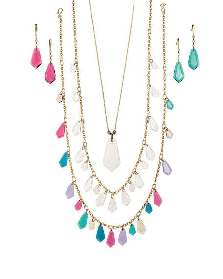 Kendra Scott Loris Long Pendant Necklace