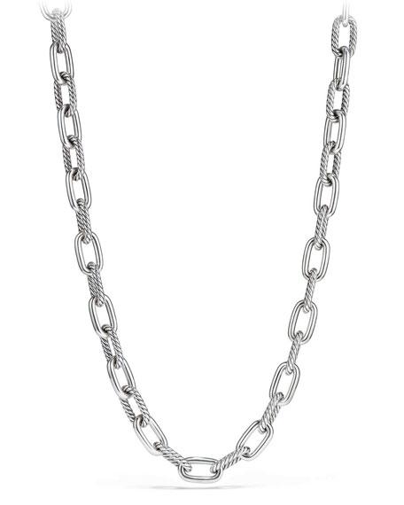 "David Yurman Madison Chain Medium Link Necklace, 20"""