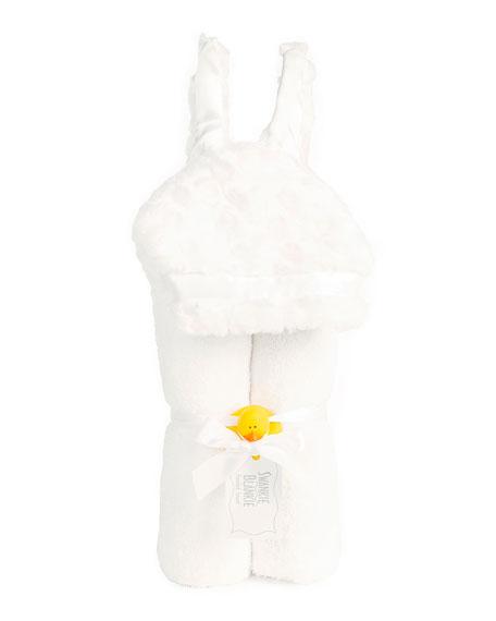 Hooded Lamb Towel