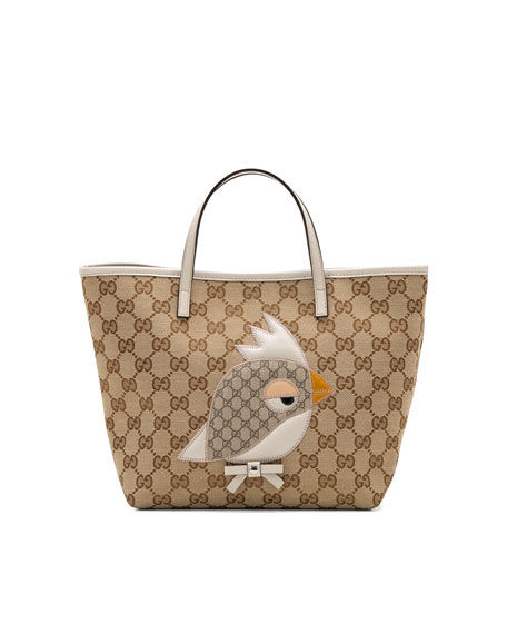 Children's Gucci Zoo Handbag