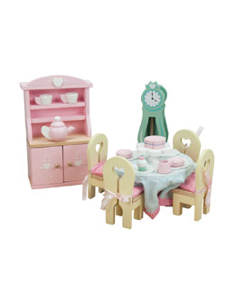 "Le Toy Van ""Daisylane"" Drawing Room Dollhouse Furniture"