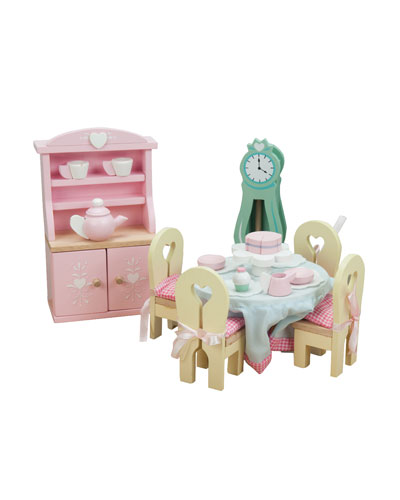 """Daisylane"" Drawing Room Dollhouse Furniture"