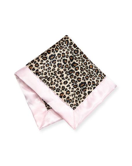 Cheetah-Print Security Blanket, Plain