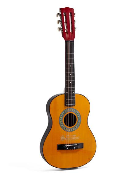 Oak/Mahogany Acoustic Guitar