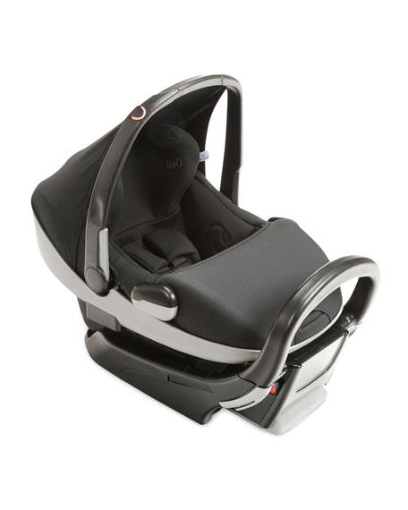 Prezi Infant Car Seat, Devoted Black