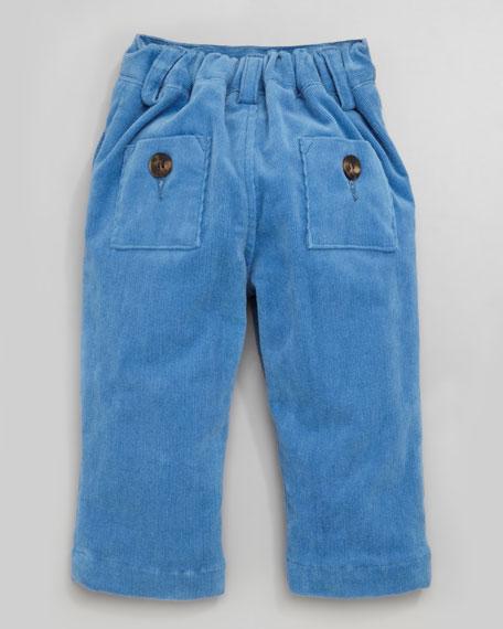 Corduroy Pants, 6-24 Months