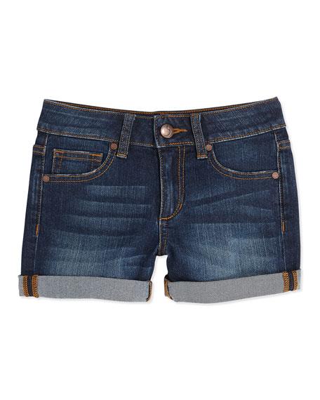 "Bridget 3"" Easy Rolled Shorts, Girls'"