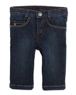 Paul Smith Straight-Leg Denim Jeans, Boys' 3M-3T