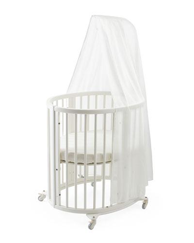 Sleepi Mini Baby Bundle Set  White