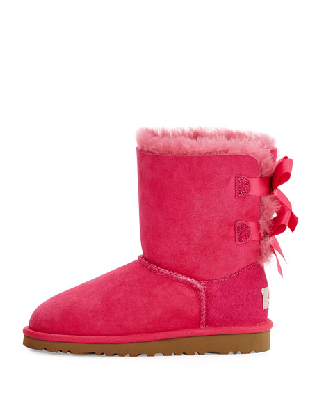 Bailey Boot with Bow, Youth