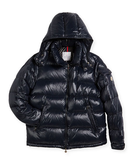 moncler maya quilted jacket