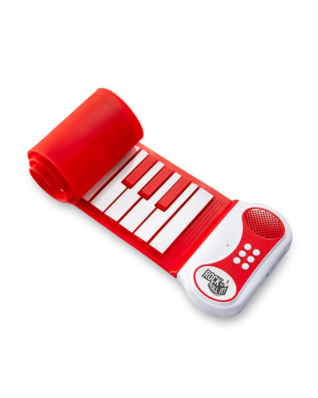 Rock and Roll It Piano, Red