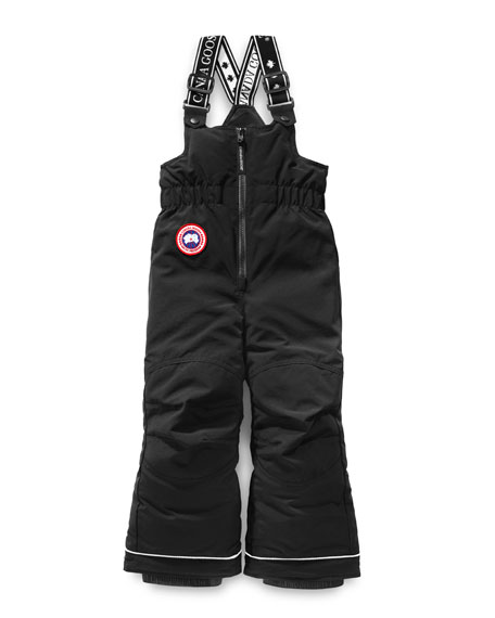Canada Goose Thunder Waterproof Winter Pants, Black, Size