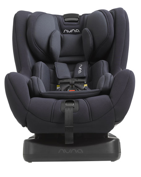 Nuna RAVA?? Simply?? Secure Car Seat, Red and