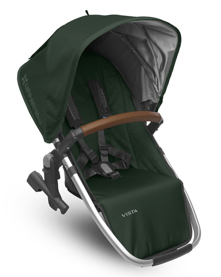 UPPAbaby VISTA??? RumbleSeat, Austin (Hunter Green)