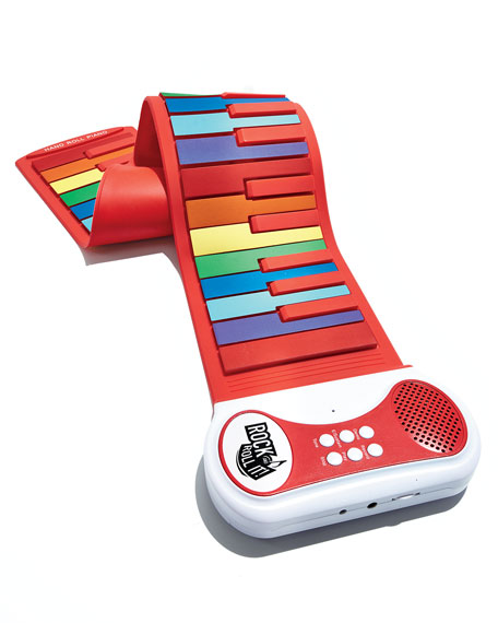 Rock and Roll It Rainbow Piano