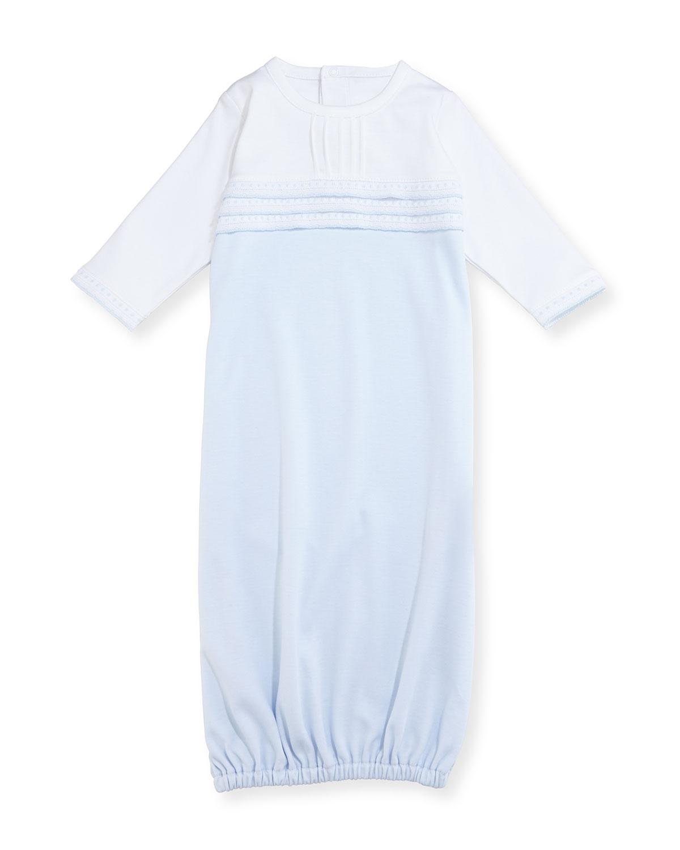 Kissy Kissy Fall Homecoming Pima Sleep Gown, Size Newborn-Small ...