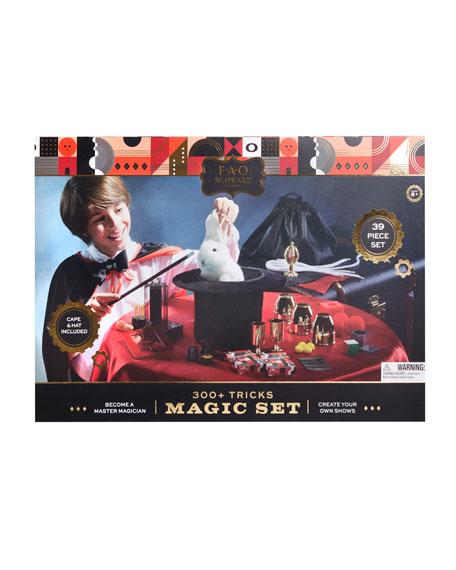 FAO Schwarz Kids' 39-Piece Magic Set