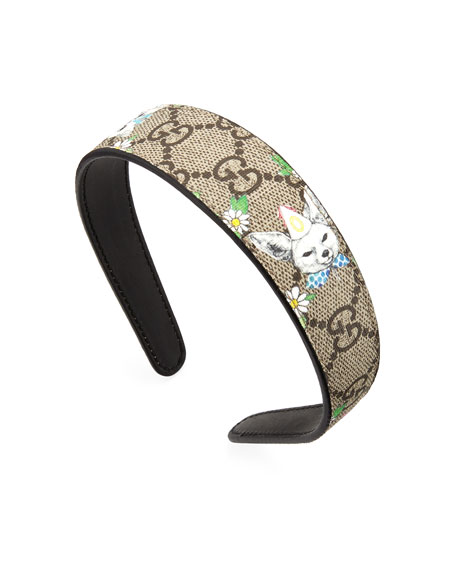 Girls' GG Supreme Pets Headband
