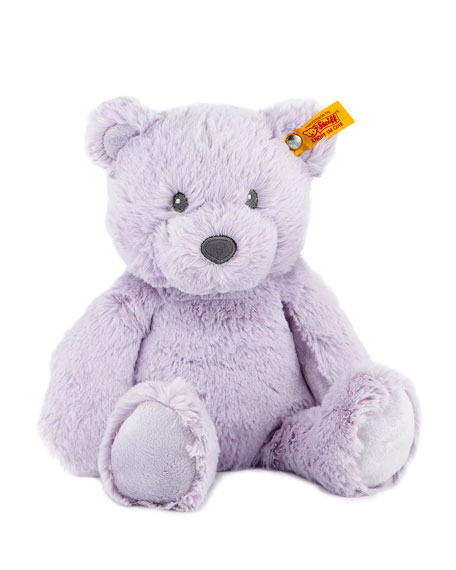 Bearzy Teddy Bear, Lilac