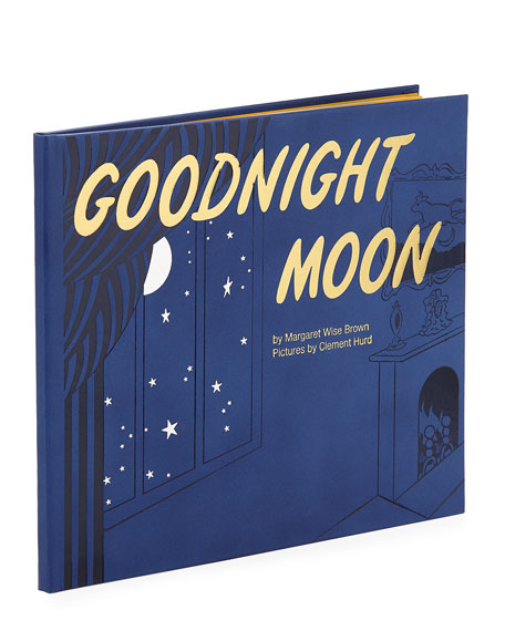"Graphic Image ""Goodnight Moon"" Children's Book by Margaret Wise Brown"