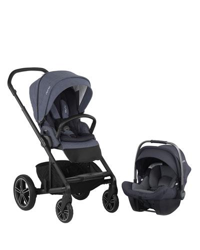 MIXX Travel System Stroller & Car Seat