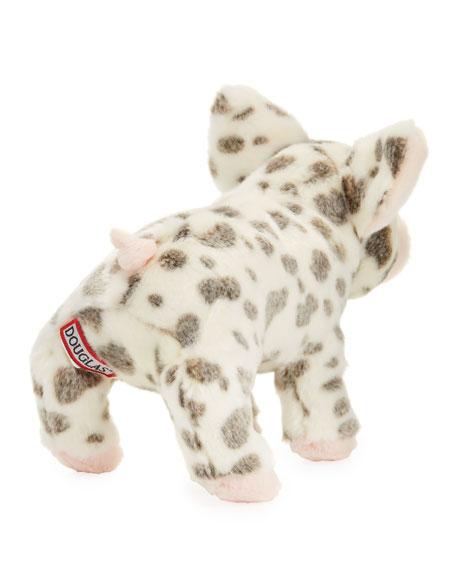 "Douglas Pauline Spotted Pig Plush Toy, 9"""