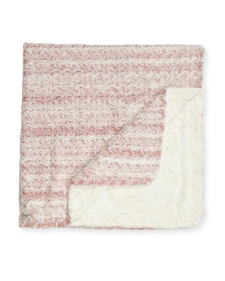 Swankie Blankie Riley Plush Baby Blanket