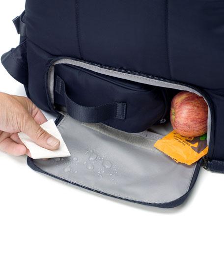 Storksak Hero Nylon Breast Pump Backpack