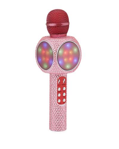 Sing-A-Long Bling Karaoke Microphone