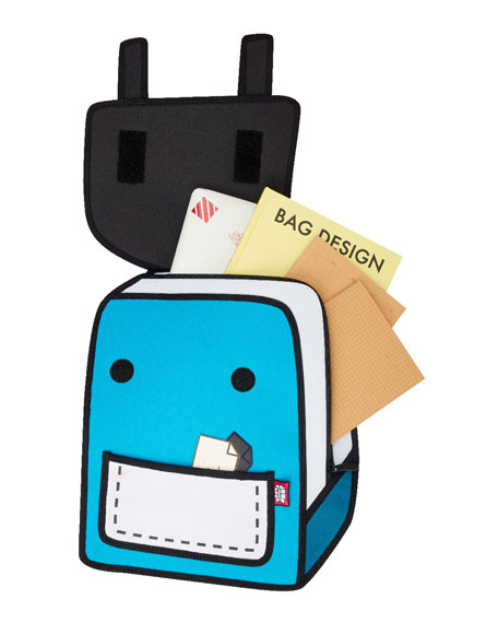 Jump from Paper Kid's Spaceman Large Backpack