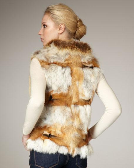 Roadie Red Fox Vest