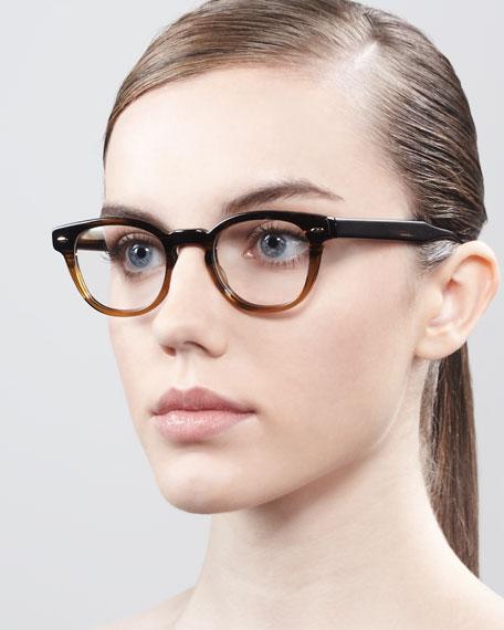 Sheldrake Fashion Glasses, Brown