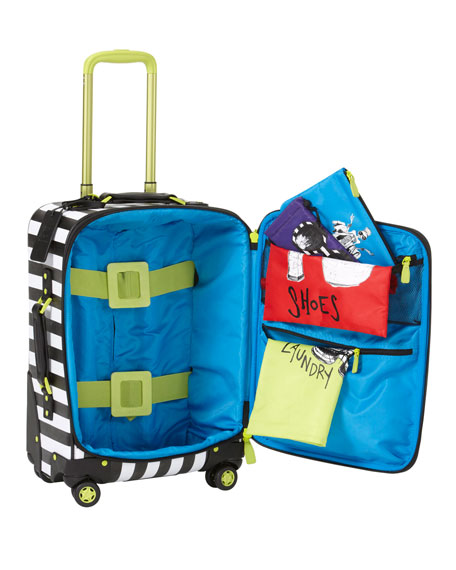 NM + Target Rolling Luggage