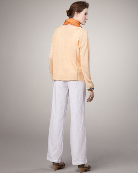 Linen Trousers, Women's