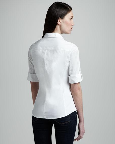 Two-Pocket Blouse, Women's