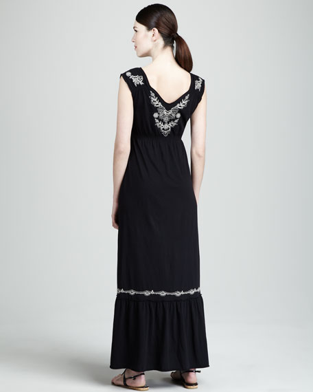 CLSSC JULIEN KNIT MAXI DRESS
