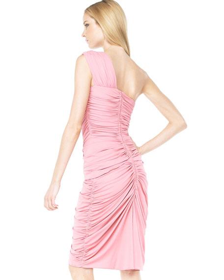 Draped Goddess Dress