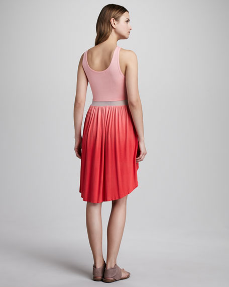 Louise Ombre Dress