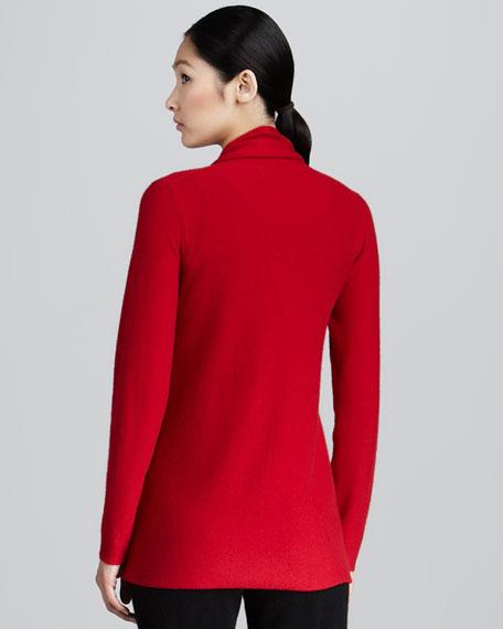 Cashmere Textured Cardigan