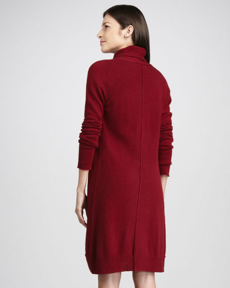 Cardi & Cashmere Dress Set