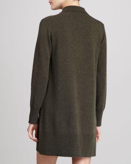 Cashmere Polo Nightshirt