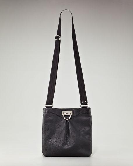 Safari Leather Crossbody Bag