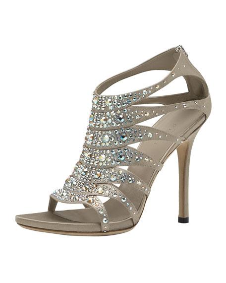 Soraya Jeweled Sandal