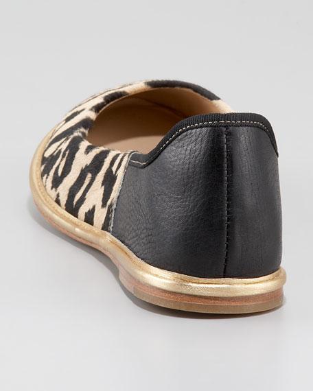 Botswana Foldable Ballerina Flat