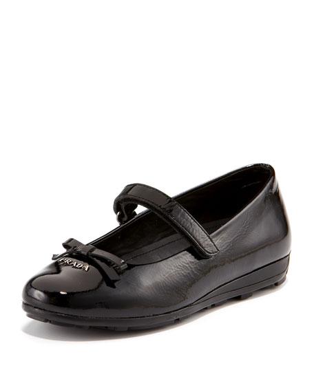 Patent Leather Ballet Flat